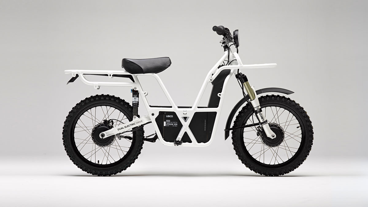 electric motor bikes today